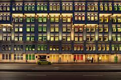 Singapore - lights on (Rafael Zenon Wagner) Tags: nacht abend haus fassade lichter fenster strasse bunt nikon d810 28mm night evening house facade lights window street colored asien asia