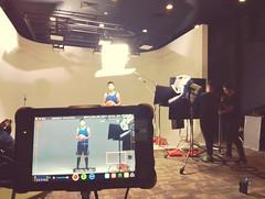 #behind the scenes #tvc