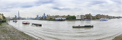 ROTHERHITHE 1 (Nigel Bewley) Tags: rotherhithe london england uk riverthames thames sacredriver shard towerbridge pano stitch july july2018 londonist unlimitedphotos nigelbewley photologo creativephotography artphotography amateurphotographer appicoftheweek sky clouds