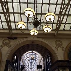 Galerie Vivienne[2016] (gang_m) Tags: 地下鉄のザジ zaziedanslemetro ロケ地 filminglocation パサージュ passage passagecouvert 建築 architecture france フランス paris2016 paris パリ パリ2区 paris2e