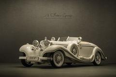 1936 MERCEDES Benz 500K Typ Special Roadster Maharaja (aJ Leong) Tags: 1936 mercedes benz 500k typ special roadster maharaja 118 maisto scale model photography classic cars prewar vintage automobiles diecast