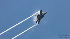 USAF F-35A 15-5125 (william.spruyt) Tags: riat usaf f35 f35a fighter jet lockheedmartin afterburner aircraft sky
