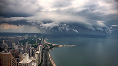 Clouds (jnhPhoto) Tags: architecture chicago d850 ourwindow places cityscape clouds jnhphoto storm
