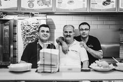 Nimet-Grill (Zesk MF) Tags: portrait grill döner kebab kalk cologne man work working food eating drinking drunk night nighttime nachts