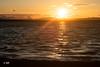 Sunset (MF[FR]) Tags: sunset france europe pyrénées orientales perpignan saint cyprien canet en roussillon étang eau water ciel sky nuage clouds sun soleil