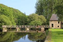 Le moulin de Kerhonn, sur le fleuve Trieux (Côtes d'Armor - Bretagne). (chug14) Tags: paysage fleuve moulin trieux fleuvetrieux côtesdarmor bretagne moulindekerhonn unlimitedphotos