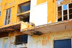 Beirut,Lebanon (Soulz84) Tags: architecture abandoned windows urbex urbanexploration abandonedplaces explorer wanderer discover capture archidaily archilovers building nikon nikond3200 d3200 beirut lebanon