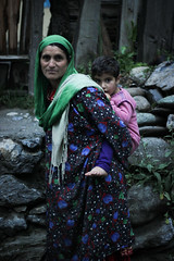 Eid (shreyasharma3) Tags: canon 50mm eid kashmir india asia dards dardistan mountains wular kishanganga neelum valley children shina