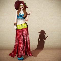 Ghee at the Vintage Fair (Bea Serendipity) Tags: vintagefair ghee secondlife sl secondllife avatar