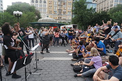 DSC03978 (NYC Guitar School) Tags: mass appeal nycgs nyc make music new york city guitar school summer solstice 2018 performance live show union square 62118 play sing together