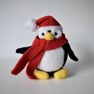 Chilly Charlie Penguin
