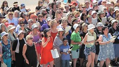 The Street Choirs Festival 2018 (brightondj - getting the most from a cheap compact) Tags: thestreetchoirsfestival2018 brightonandhove brightonseafront choir sing music 2010s 2018 2018june