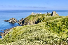 Dunnottar Castle Ruins 15th Century Scottish Highlands 7/7/2018 (DanoAberdeen) Tags: danoaberdeen candid amateur 2018 castle ruins scottishcastle aberdeenshire stonehaven tripadvisor scottishheritage historicscotland scottishhighlands bonnyscotland blue picts dunnottarcastle history scotland bonnie williamwallace whigsvault nikond750 autumn summer winter spring century museum 14th 15th 16th 17th 19th 18th landmark water northsea maryqueenofscots scenery landscape countryside earlmarischal geotagged geotag geaotagged fortress knights medieval scotch outdoors preservation conservation visitscotland hiddenscotland northeast photoshop