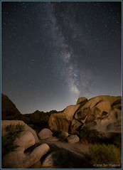 The Chaise Lounge 8431 (maguire33@verizon.net) Tags: california joshuatreenationalpark lll milkyway mojavedesert galaxy lightpollution stars
