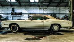 Cadillac Eldorado (blende9komma6) Tags: bicentennial convertible 1976 cadillac eldorado us cars auto classic oldtimer hannover herrenhausen germany nikon d7100 cabrio gm detroit motorcity