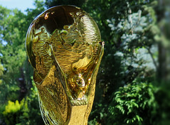 She's behind all the fuss worldwide ... :-) 🏆🌎🏆 (☜✿☞ Bo ☜✿☞) Tags: worldcup russia 2018 trophy replica competition tournament world globe football moscow match game england britain uk europe european belgium summer cup summer2018 june july history historic rural national country flag style leaves colourful green gold blue colour sunshine leaf endeavour single garden outdoor yard outside backyard fun face smile friends flickr vacation battle croatia france team thirdplaceplayoff pride threelions playoff macro bokeh closeup camera skyline bright smileonsaturday big naturaleza natural canong19 powershot lady desire strife