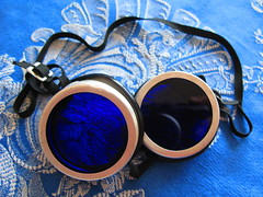 Welder glasses (Bicyman) Tags: welderglasses welder glasses