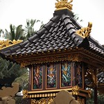Household Hindu shrine, Penglipuran, Bali thumbnail