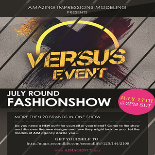 AIM - VERSUS Event Show