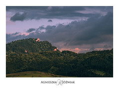 Pieniny 3 (smoothna) Tags: poland pieniny mountains smoothna d90 summer sunset sunsetinmountains sigma 1020mm