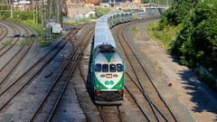 004 -1crpvib1stpffwl (citatus) Tags: eastbound go train locomotive 659 bathurst street bridge union station toronto canada summer morning 2018 pentax k3 ii