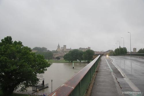 Річка Рона, Авіньйон, Прованс, Франція InterNetri.Net France 1450