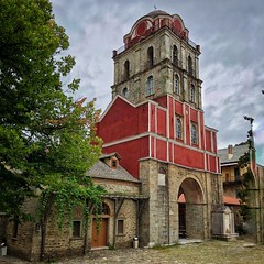 Mount Athos, Iviron Monastery, Greece (Ioannisdg) Tags: ithinkthisisart medieval greece monastery iviron mountathos ioannisdg