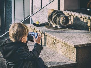 Christi Himmelfahrt / Vatertag - Fotowalk mit Lenny 002