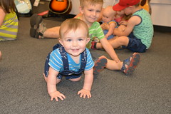 06.15.18 Out & About Storytime at Dietze Music (Omaha Public Library) Tags: omahapubliclibrary millardbranch summerreadingprogram dietzemusic librariesrock storytime books reading stories dancing music ukulele instruments learning kids children earlylit2019