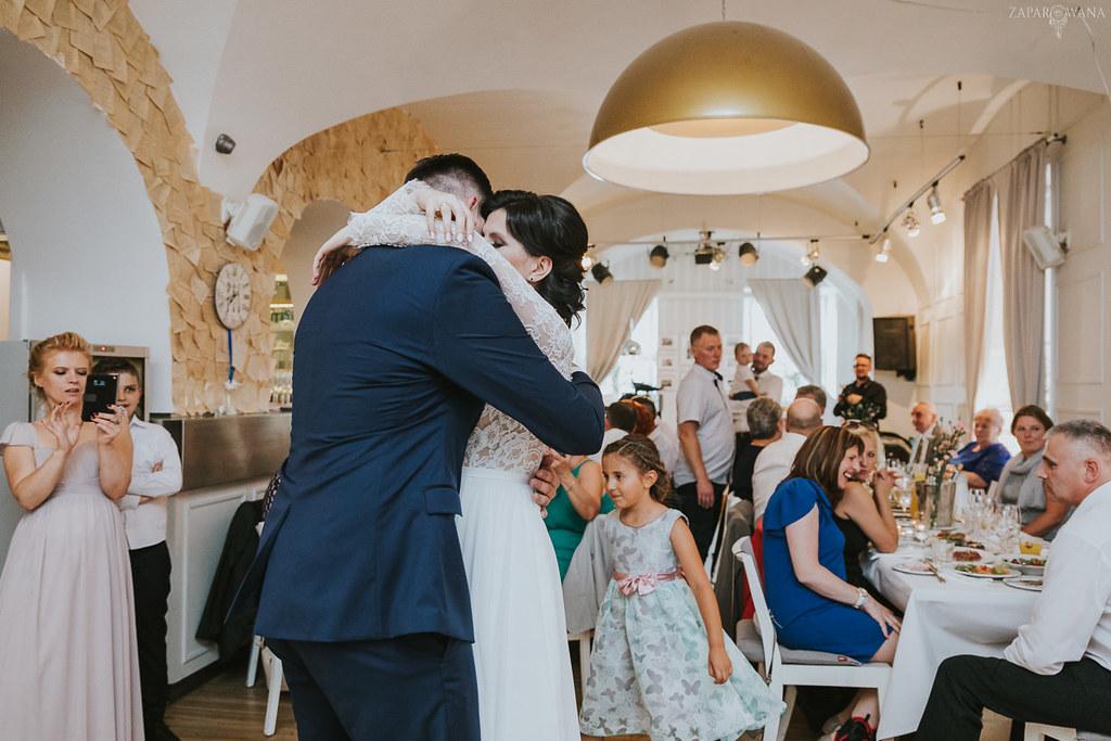 478 - ZAPAROWANA - Kameralny ślub z weselem w Bistro Warszawa