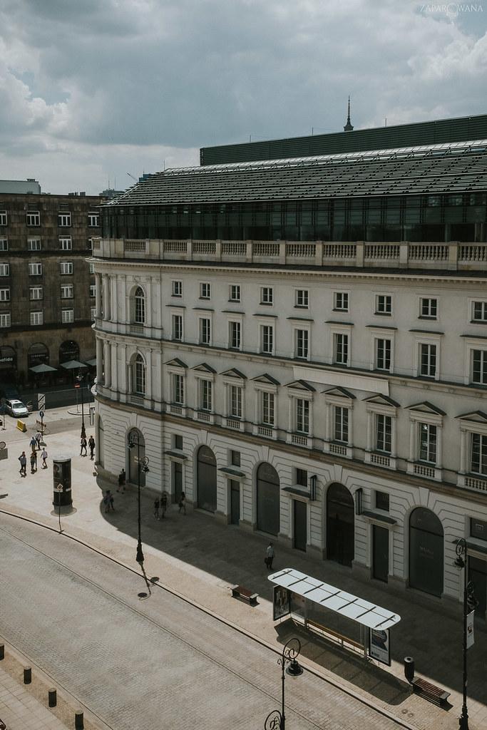 041 - ZAPAROWANA - Kameralny ślub z weselem w Bistro Warszawa