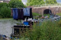 1479-16L (Lozarithm) Tags: caenhill devizes wilts canals narrowboats landscape clothes kennetavon k50 pentax zoom 1855 smcpda1855mmf3556alwr