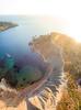 Għajn Tuffieħa Bay of drone view (DiracMJ) Tags: mgarr malta mt