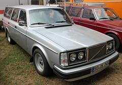 265 (Schwanzus_Longus) Tags: bockhorn german germany old classic vintage vehicle sweden swedish car station wagon estate break kombi combi volvo 265