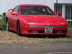 1991 Mitsubishi 3000 GT (Neil's classics) Tags: vehicle 1991 mitsubishi 3000gt