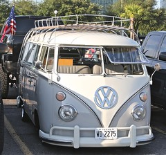 1963 Bug Bus (Bill Jacomet) Tags: coffee cars and houston tx texas 2018 memorial city mall show auto 1963 63 vw volkswagen bus van