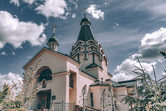 *** (donnicky) Tags: saintpetersburg architecture bell building church clouds cross daylight dome facade landmark lowangleview nopeople outdoor publicsec religious sky summer tower travel d850