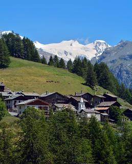 Villaggio alpino