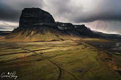 Iceland (geraintparry) Tags: iceland nature landscape mountain peak drone dji phantom clouds