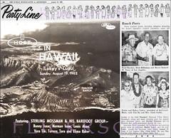 Earl Thacker Ranch Luau 1962 (Kamaaina56) Tags: 1960s honolulu hawaii earlthacker hawaiikai aerial