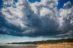 Nuvole estive (Gianni Armano) Tags: nuvole estive mare foto gianni armano photo flickr