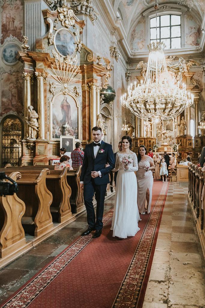 222 - ZAPAROWANA - Kameralny ślub z weselem w Bistro Warszawa