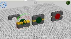 18. re ZoulBrick LEGO Technique 0315 - WT rev 01 (wes_turngrate) Tags: lego model moc technique
