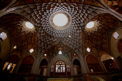 Kashan Bazaar (blondinrikard) Tags: kashan iran bazaarofkashan persian بازارکاشان bāzārekāshān bazaar cityofkashan seljukera safavidperiod