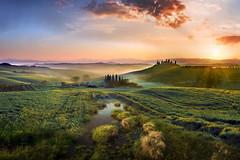 Natura by Italy (Zz manipulation) Tags: art ambrosioni zzmanipulation contry landscape campagna casolare cielo natura