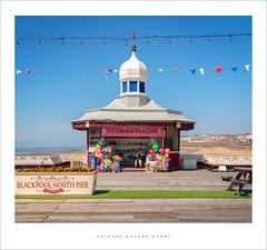 Knicker Bocker glory (Parallax Corporation) Tags: icecreamparlour blackpool northshore northpier seafront seaside seascape boardwalk smartphone balloons beach beachtoys