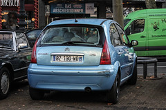 France (Valence) - Citroen C3 (PrincepsLS) Tags: france french license plate 26 valence germny berlin spotting citroen c3