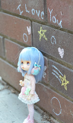 I hope you get the message (geishacookie) Tags: bjd doll pastl kawaii cute tiny fashion blythe pureneemo pn azone obitsu jerryberry stellar harvest berry jerry cony fairy kei fairykei style