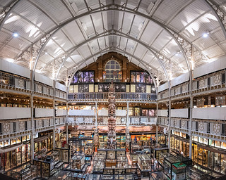 Pitt Rivers Museum, Oxford