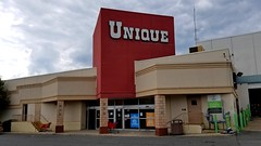 Unique Thrift on Gallows Road (SchuminWeb) Tags: schuminweb ben schumin june 2018 falls church fairfax county virginia fallschurch unique thrift store stores circuit city circuitcity retail retailer retailers retailing converted conversion recycled reused repurposed former va gallows road rd bazaar